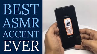 Unintentional ASMR | The smoothest, softest Indian accent EVER reviews pens and phones [Compilation]