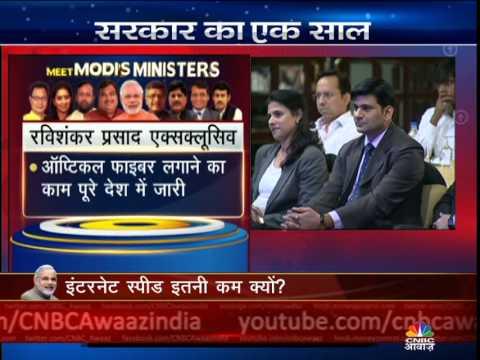 Meet Modi's Ministers : Ravishankar Prasad