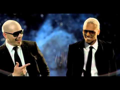 Pitbull ft Chris Brown - International Love 2012 HD