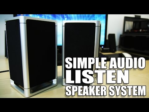 Simple Audio Listen Speaker System - Are they worth it?