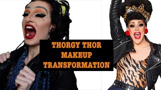 Thorgy Thor Inspired Transformation | RuPaul