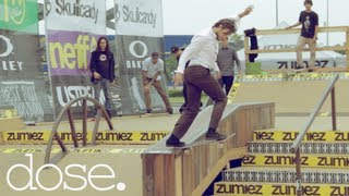 Sean Malto, Mike Mo Capaldi, And The Girl Team Hit Zumiez Couch Tour