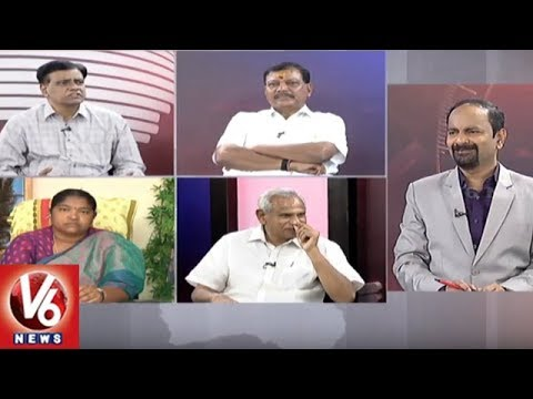Special Debate On Pragathi Nivedana Sabha & KCR Delhi Tour | Good Morning Telangana | V6 News