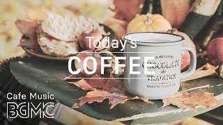 Cozy Autumn Jazz - Comfy Instrumental Cafe Music for Relax, Work, Study