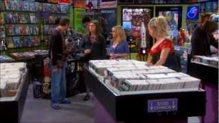 06x13 Girls Go to Comic Book Store - The Big Bang Theory