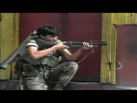 Weapons in Central America - Part of Daily Life