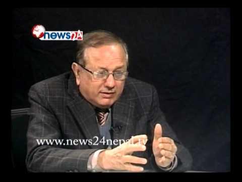 राष्ट्रिय बाणिज्य बैंकका अध्यक्ष डा. रेवतबहादुर कार्की - BIZ TALK