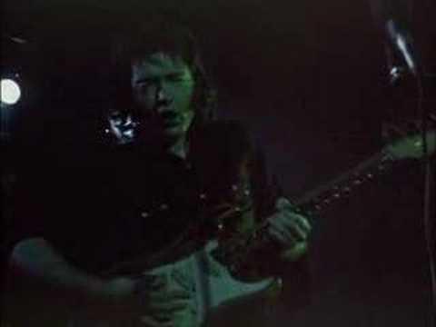 Rory Gallagher - A Million Miles Away Irish Tour 1974