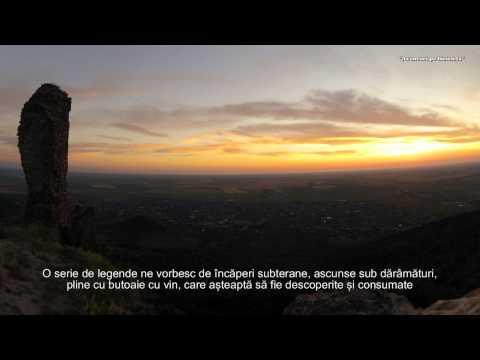 Aventuri pe bicicletă : Apus si legendă la Cetatea Șiria