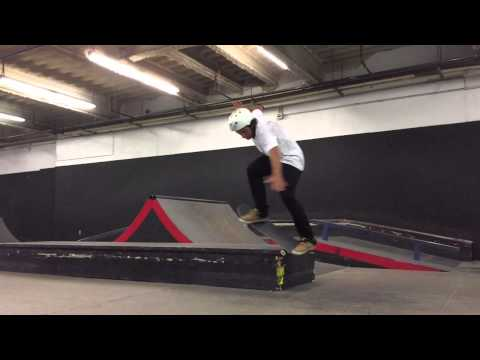 NEW TRICK | Nollie hardflip bs nosegrind revert | MICKY PAPA | Switchmade