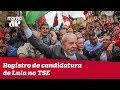 PT realiza nesta quarta (15) registro de candidatura de Lula no TSE