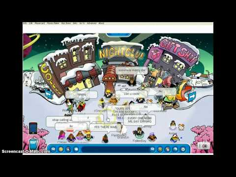 Club Penguin CPPS Trainer 2013