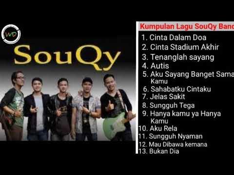 Download  Kumpulan Lagu SouQy Band - Album teman Santai Gratis, download lagu terbaru