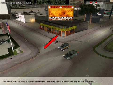 Secretos de GTA Vice City