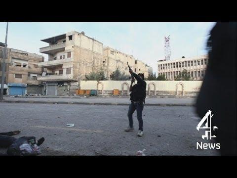 Syria: Homs back in President Assad's hands