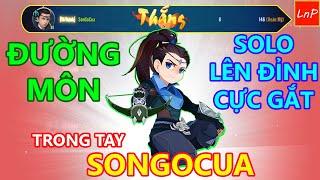 VLTK Mobile - Đường Môn Solo 1 Mình - Gửi Tặng Fan Đường Môn - Clans: Shadow of the Moon