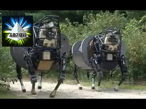 DARPA Legged Squad Support System (LS3) Demonstrates New Capabilities
