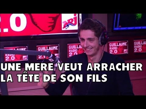 Une Mère Prend L'accent Arabe Pour Engueuler Son Fils En Direct Sur Nrj !! video