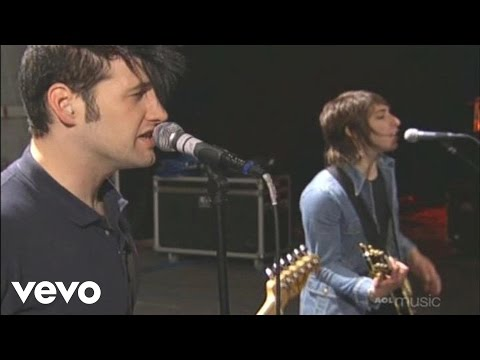 The Bravery - Fearless (Live @ AOL Sessions)