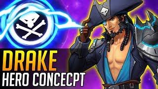 Overwatch | NEW HERO CONCEPT: Drake (Defense Hero)
