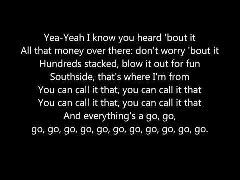 French Montana - Everythings a go lyrics (Lyrics Video) (HD)