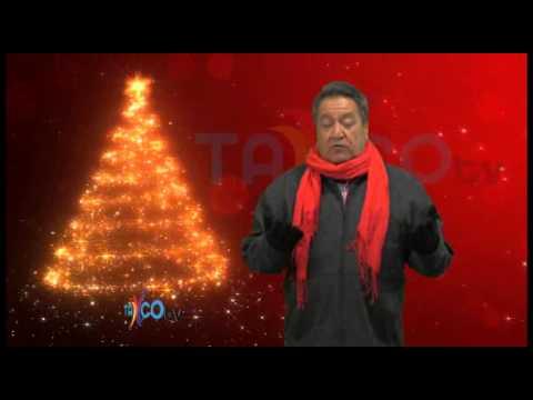 Mensaje Navideño de la Familia Taxco Tv