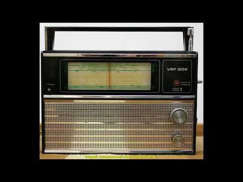 Старый музыкальный эфир радио Маяк.