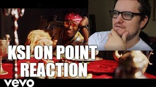 KSI - ON POINT - LOGAN PAUL DISS TRACK REACTION TIME
