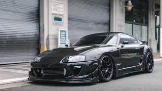 FULL CARBON FIBER 500HP SUPRA // Legends Media