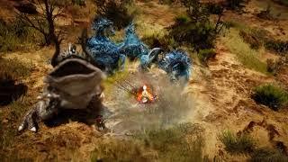 Black Desert Mystic at Nagas grind rotation