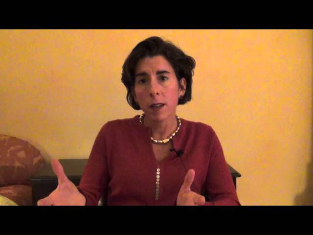 NYTrue.com Interview with Gina Raimondo