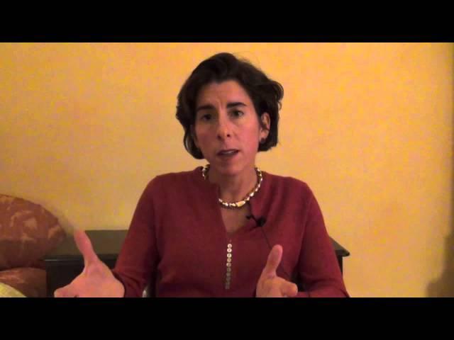 NYTrue.com Interview with Gina Raimondo