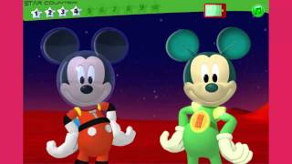 Mickey Mouse Clubhouse Full Episodes Games TV - Mickeys Out of This World Treasure Hunt