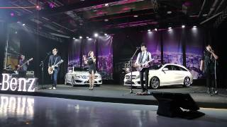 20150428Mercedes-Benz CLA Shooting Brake 發表會「小男孩Men Envy Children」樂團Part4