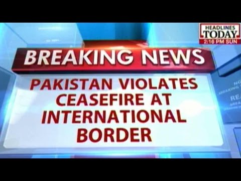 Pakistan Violates Ceasefire: No Retaliation From BSF