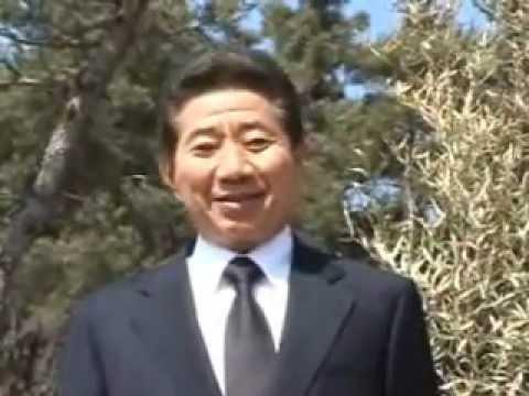 노무현 - 봉하마을 방문객 인사 2008.3.8