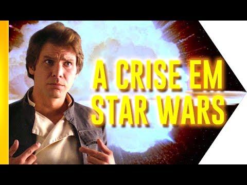 A CRISE EM STAR WARS  OmeleTV