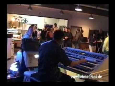 Frank Heinen und Andreas Kruppa Pulheim Konzert
