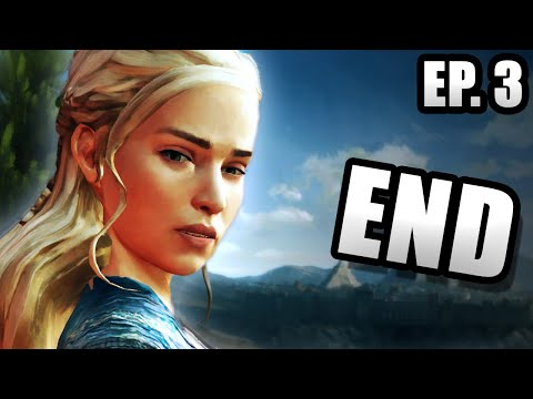 Game Of Thrones Episode 3 Ending - DUDE WHERE'S MY DRAGON