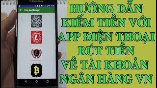 App điện thoại kiếm tiền ảo Bitcoin, LTC,ETH miễn phí,| Đã rút được tiền thành công