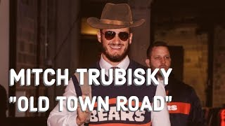 "Mitch Trubisky || HIGHLIGHTS || ""Old Town Road"" 🤠"