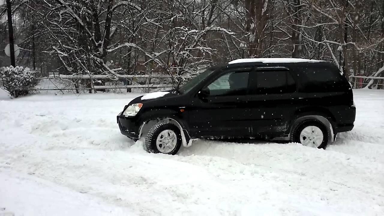 Honda Crv 2003 Wild Drift Youtube