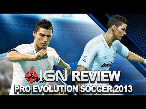 Pro Evolution Soccer 2013 Video Review – IGN Review