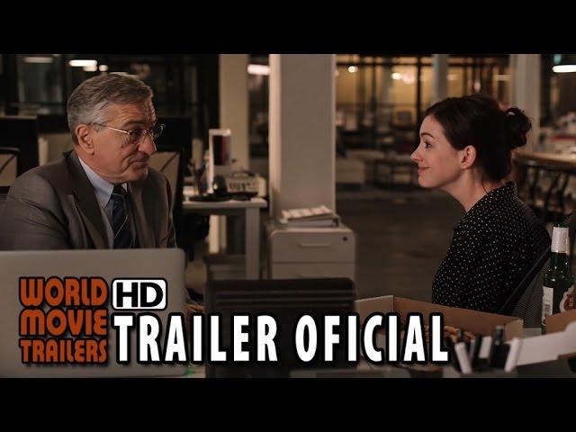 Um Senhor Estagiário Trailer Oficial #1 Legendado (2015) - Robert De Niro HD