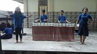 Download Lagu Ngunyar Ilamat - SMP Bruder Singkawang- kreasi musik tradisional Kalimantan Barat Gratis STAFABAND