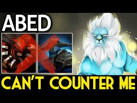 ABED Dota 2 [Phantom Lancer] Can't Counter Me !!