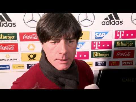 Joachim Löw nach Chile: