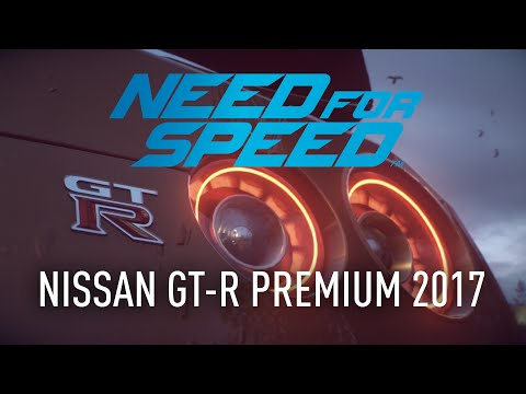 Need For Speed   Nissan GT R Premium 2017