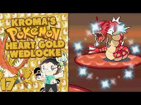 Pokémon Heart Gold Wedlocke, Part 17 - Sparkling Water... Type!