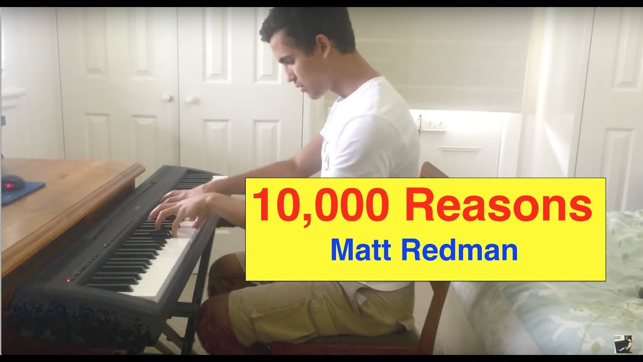 matt redman youtube